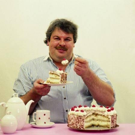 Повышение риска импотенции от сладкой пищи