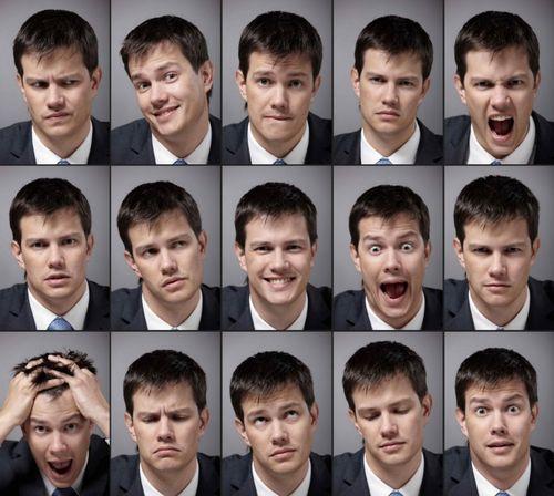 Какие эмоции интересуют мужчин?