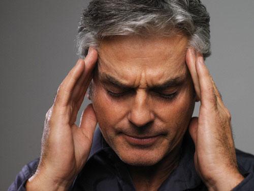 Мигрень у мужчин часто приводит к нарушению эрекции