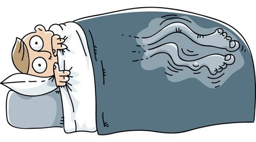 Дерганье ногой – привычка или нервное расстройство, ведущее к импотенции?