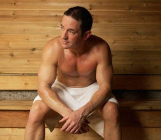 Сауна и баня лишают мужчин фертильности на пол года