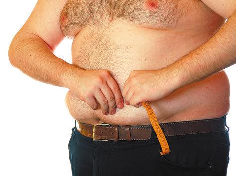 Лишний вес бьет по самому дорогому мужскому органу