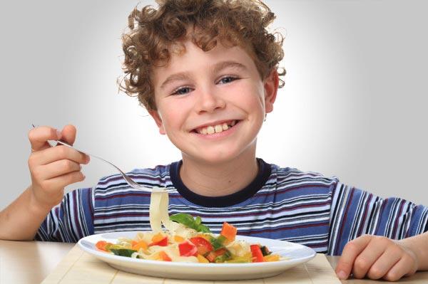 У мужчины в детстве должен быть особый рацион питания
