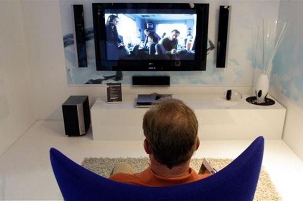 Человечество вымирает сидя у телевизора