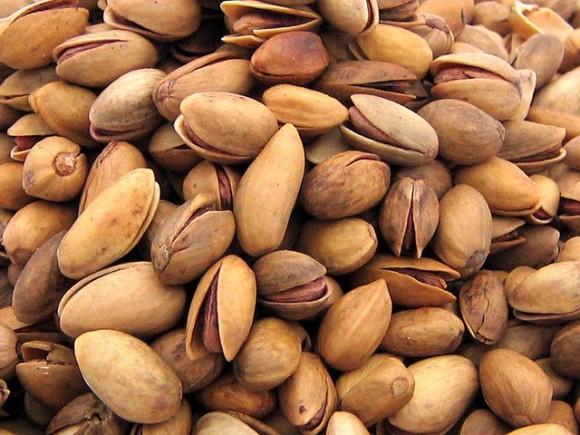 Фисташки воздействуют на мужское здоровье ни чуть ни хуже грецких орехов