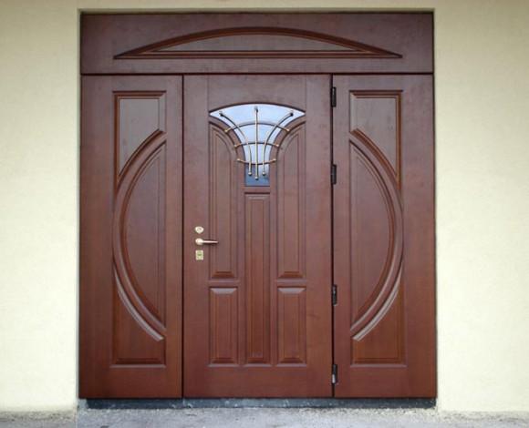 Повышение спроса на двери из массива