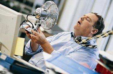 Как помочь организму перенести жару