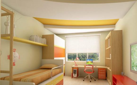 Экологически чистый натяжной потолок – гарантия здоровья малыша