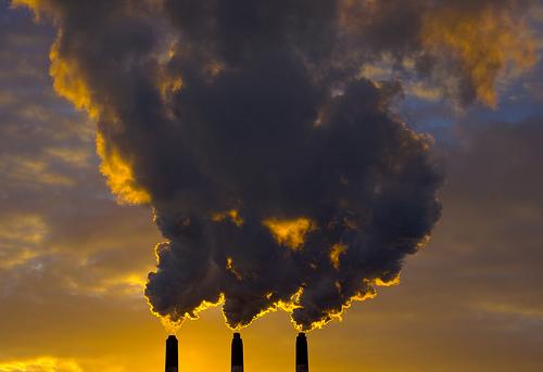 Загрязнение воздуха — гибель для ионов