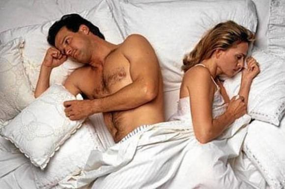 Расстройство эрекции у мужчины может расстроить всю семейную жизнь