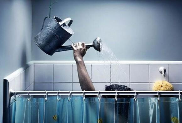 Мужчинам лучше мыться в душе, а не в горячей ванне