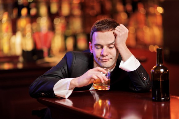 Алкоголь — бич мужского здоровья