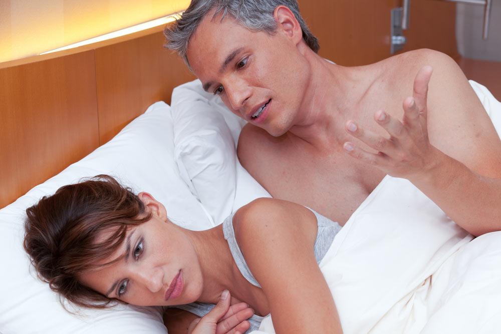 Зависимость женского здоровья от любимого мужчины