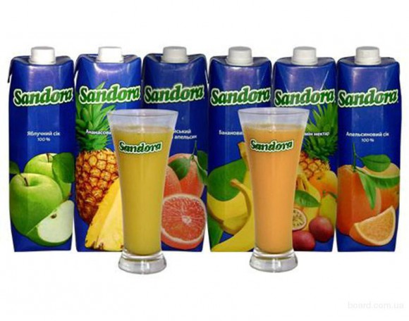 «Сандора» для прекрасной кожи