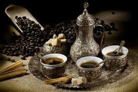Готовим кофе «по-турецки» для мужчины