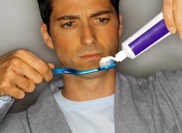 Зубная паста ухудшает качество спермы