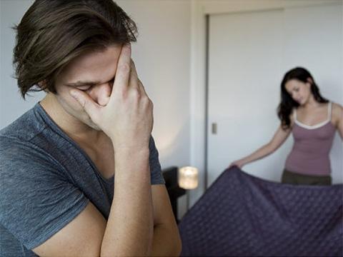 Стрессовые состояния влияют на потенцию мужчин