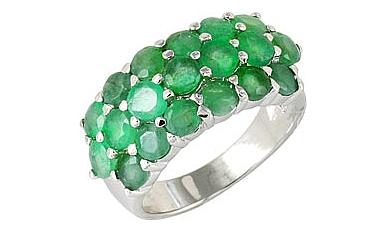 Небо в алмазах, изумрудах, бриллиантах и в прочих драгоценных камнях