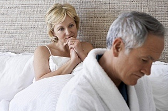 50% мужчин в возрасте от 30 до 40 лет начинают страдать импотенцией