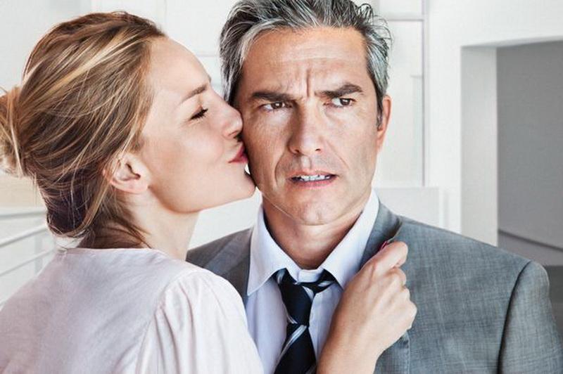 Роман девушки и мужчины на 20 лет старше