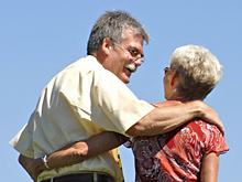 Преклонный возраст — не помеха сексу, говорит статистика