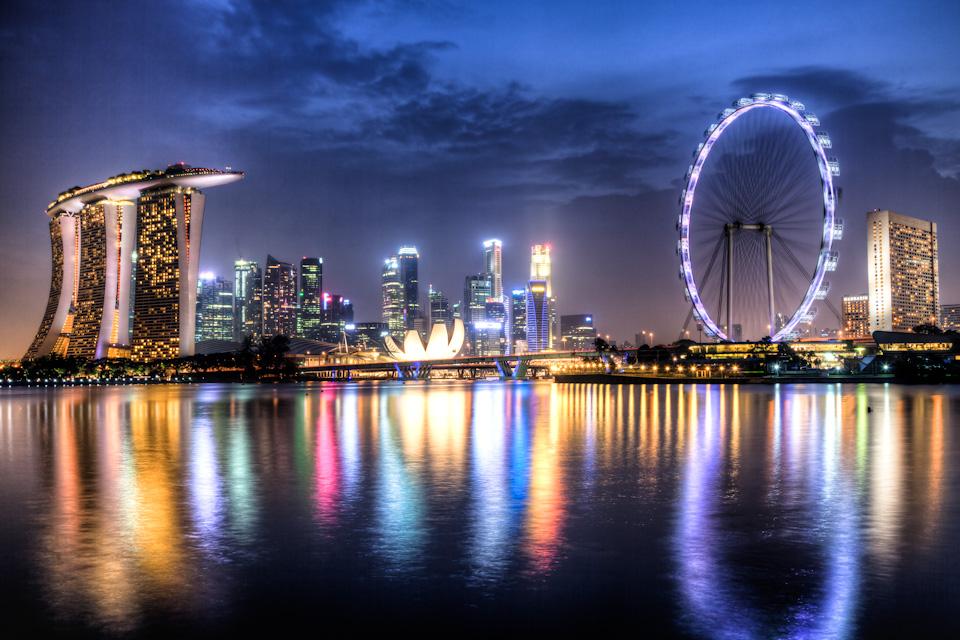 Знакомство с Сингапуром