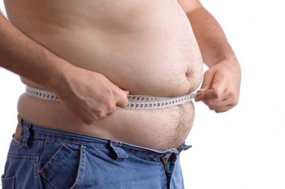 Потенция боится ожирения