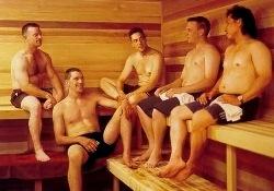Почему сауна очень полезна для здоровья мужчин