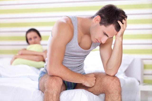 Частый секс — защита от импотенции