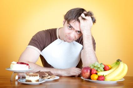 Употребление сладостей негативно отражается на мужском либидо