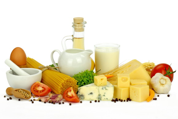 Правильные продукты для здоровья