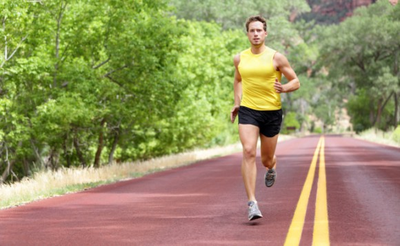 Мужчины-бегуны имеют высокий уровень тестостерона