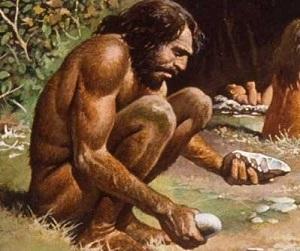 Развитие цивилизации произошло из-за уменьшения уровня тестостерона