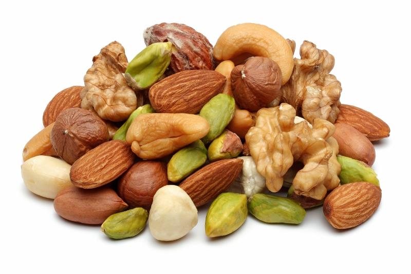 Медики: Орехи помогают повысить потенцию