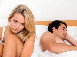 Названа основная причина мужской импотенции
