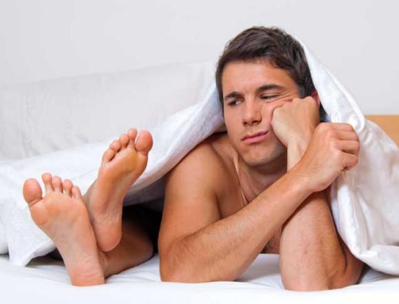 Гормон радости поможет решить проблемы с либидо у мужчин