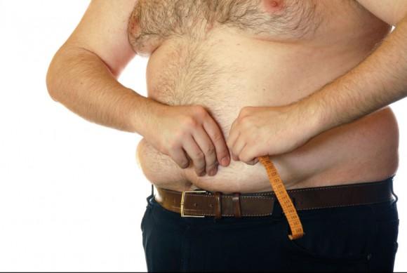 Лишний вес снижает уровень тестостерона у мужчин