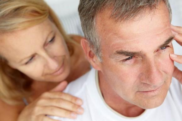 Тапочки и газета: составляющие мужской менопаузы