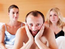 Большое количество партнерш снижает шансы на отцовство