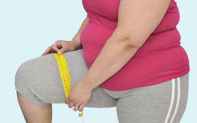 Лишний вес портит секс
