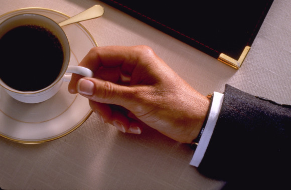 Кофе спасает мужчин от импотенции