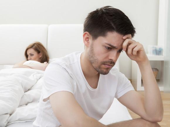 В России каждый третий мужчина страдает от импотенции
