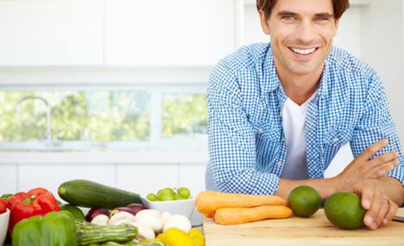 Правильное питание защитит мужчин от бесплодия