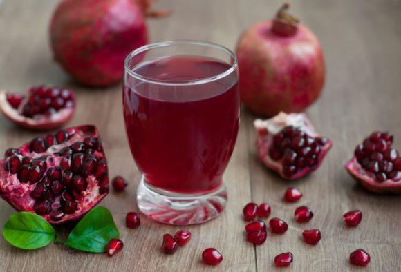 Гранатовый сок действует как виагра