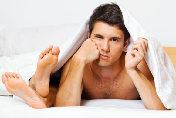 Психологические причины мужской импотенции