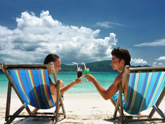 Ученые: людям больше нравится заниматься любовью на отдыхе
