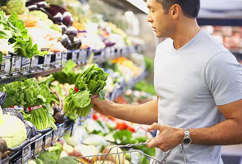 Здоровое питание защитит мужчин от импотенции