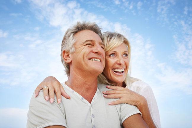 Пожилые мужчины удовлетворены своей половой жизнью