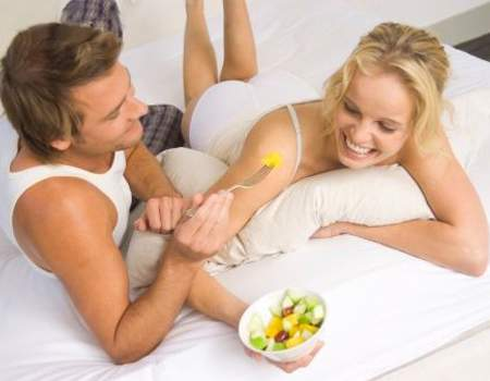 Продукты для улучшения сексуального здоровья