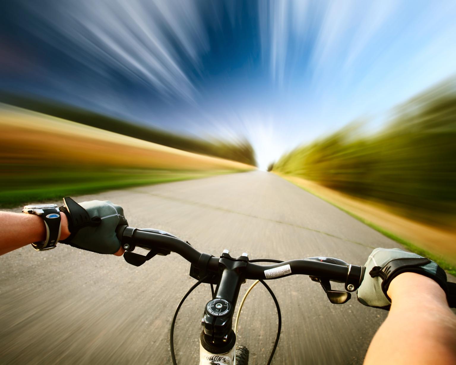 Езда на велосипеде может вызвать нарушение эрекции